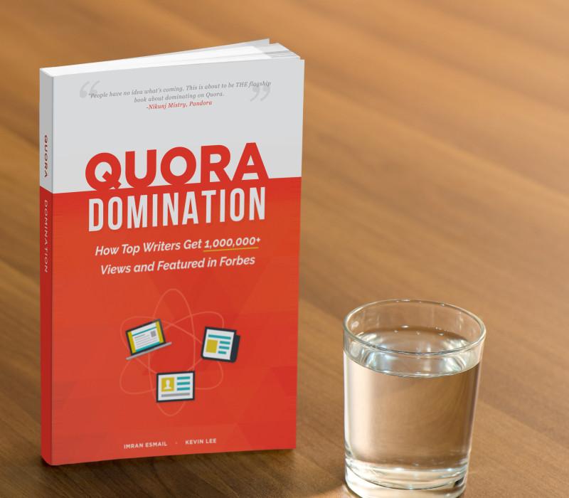 Quora Domination Book